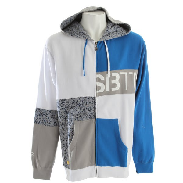 Special Blend Mix Up Zip Hoodie