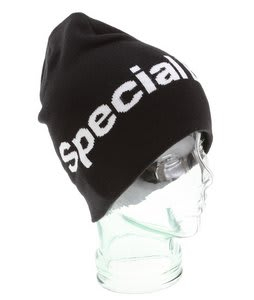 Special Blend Wordmark Beanie Blackout