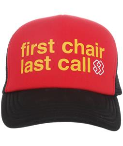 Special Blend First Chair Last Call Trucker Hat