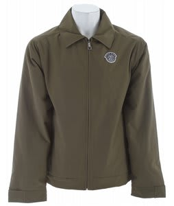Special Blend Service Jacket Burnt Greens