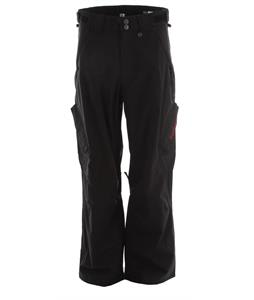 Special Blend Strike Snowboard Pants Blackout 