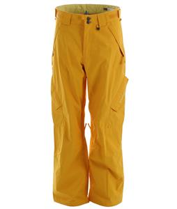 Special Blend Strike Snowboard Pants Hydrate Yellow