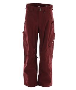 Special Blend Strike Snowboard Pants Merlot 