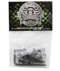 Speed Demons Allen Hardware Assorted 7/8