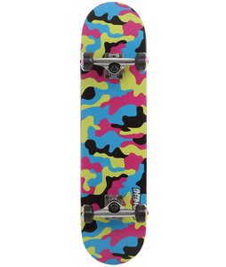 Speed Demons Fresh Camo PP Skateboard Complete