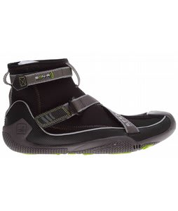 Sperry Top-Sider Son-R Bearing Bootie Water Shoes Black