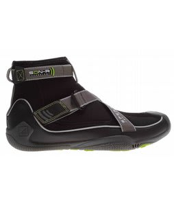 Sperry Top-Sider Son-R Feedback Bootie Water Shoes Black/Green