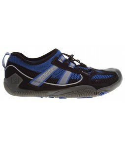 Sperry Top-Sider Son-R Feedback Bungee Water Shoes Black/Blue