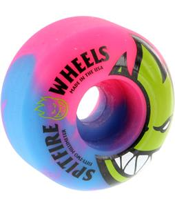 Spitfire Bighead Psyclone Swirl Skateboard Wheels