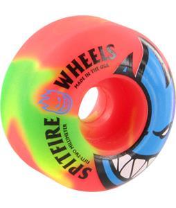 Spitfire Bighead Tropic Swirl Skateboard Wheels