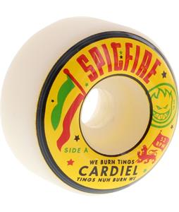Spitfire Cardiel We Burn Things Skateboard Wheels