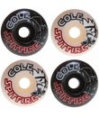 Spitfire Cole Darkside Mashup Skateboard Wheels - thumbnail 1