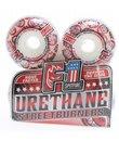 Spitfire F1 Urethane Streetburners Skateboard Wheels - thumbnail 1