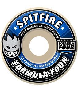 Spitfire Formula 4 99D Classic Skateboard Wheels