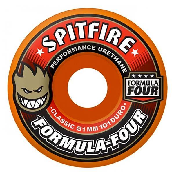 Spitfire Formula 4 Classic Skateboard Wheels