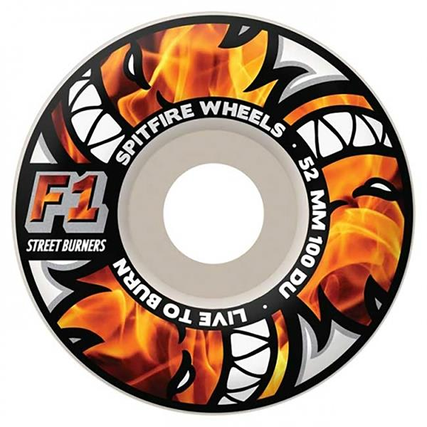 Spitfire FS1B Multiburners Skateboard Wheels