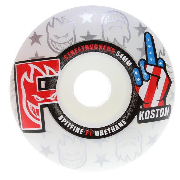 Spitfire Koston F1SB F-Off Skateboard Wheels