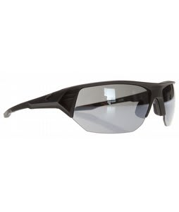 Spy Alpha Sunglasses Matte Black/Grey/Black Mirror Lens