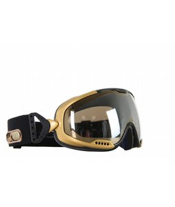 Spy Apollo Goggles Black Stripe/Gold Mirror Lens