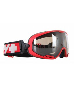 Spy Apollo Goggles Red/Black Mirror Lens