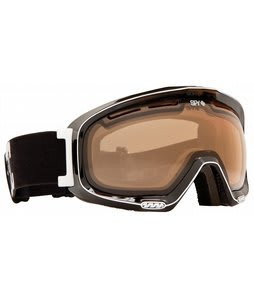 Spy Bias Goggles Black Rose/Persimmon Lens