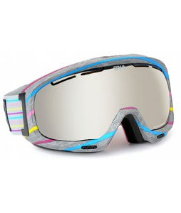 Spy Bias Goggles Candy Coated/Bronze/Silver Mirror Lens
