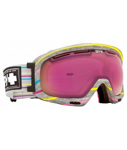 Spy Bias Goggles Candy Coated/Pink/Pink Spectra Lens