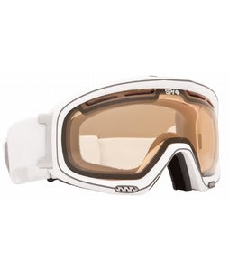 Spy Bias Goggles White Diamond/Persimmon Lens