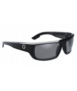 Spy Bounty Sunglasses Black/Grey Lens