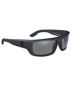 Spy Bounty Sunglasses Matte Black/Grey Lens