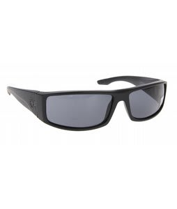Spy Cooper Sunglasses Matte Black/Grey