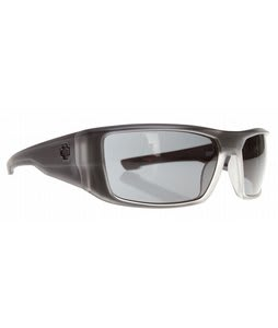 Spy Dirk Sunglasses Black Ice/Grey Lens