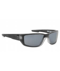 Spy Dirty Mo Sunglasses Black Ice/Grey Lens