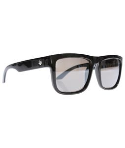 Spy Discord Sunglasses Black/Happy Polarized Lens