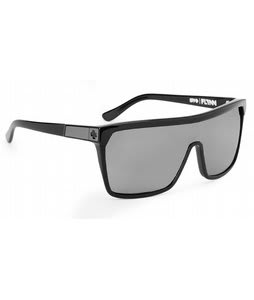 Spy Flynn Sunglasses Black/Matte Black/Grey Lens