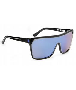 Spy Flynn Sunglasses Black Ice/Purple Spectra Lens