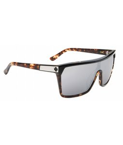 Spy Flynn Sunglasses Black Tortoise/Grey/Black Mirror Lens