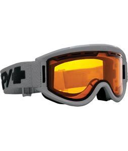 Spy Getaway Goggles Grey/Persimmon Lens