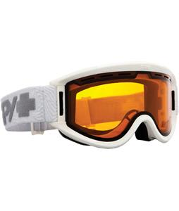 Spy Getaway Goggles White/Persimmon Lens