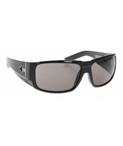 Spy Hailwood Sunglasses Black/Grey Lens