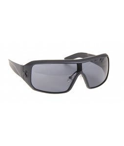 Spy Haymaker Sunglasses Matte Black/Grey Lens