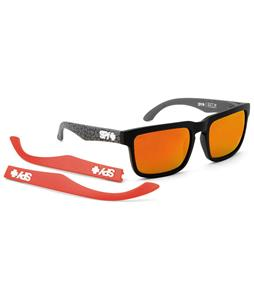 Spy Helm Sunglasses Spy+ Ken Block Concrete/Grey/Red Spectra Lens