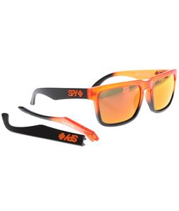 Spy Helm Sunglasses Sgh Orange Crush/Bronze/Orange Spectra Lens