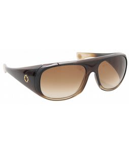 Spy Hourglass Sunglasses Bronze Fade/Bronze Fade Lens