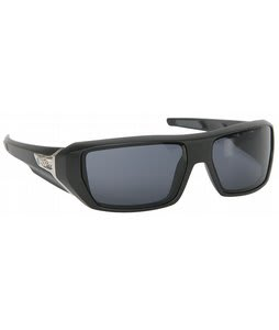Spy Hsx Sunglasses Matte Black/Grey Lens