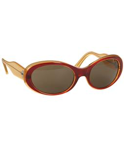 Spy Leda Sunglasses Caramel
