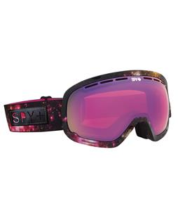 Spy Marshall Goggles Cosmic Mayhem/Pink Contact Lens