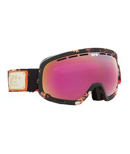 Spy Marshall Goggles Moon Flower/Pink/Pink Spectra Lens