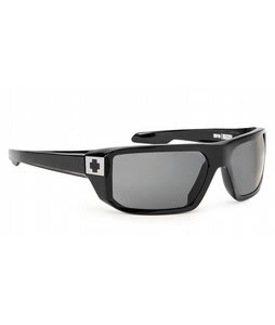Spy Mccoy Sunglasses Black/Grey Lens