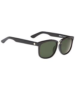 Spy Midtown Sunglasses Black/Grey Green Lens